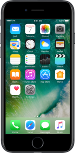 iPhone7_black_front